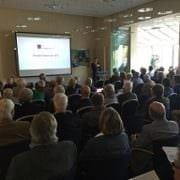 Veranstaltung mit Prof. Max Otte im ETUF-Clubhaus am Essener Baldeneysee